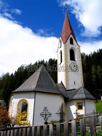 church in kappl