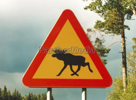 sign signal drive info danger walk