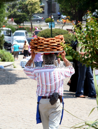 simit sellers