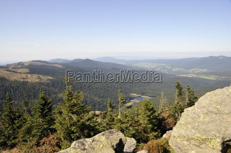 cupula destaques climax pico arber bayerwald
