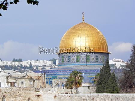 rock jerusalem
