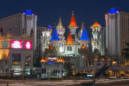 excalibur hotel and casino las vegas