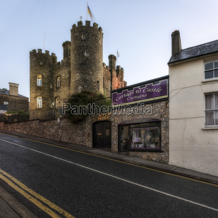 enniscorty castle county wexford leinster republic